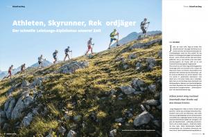Alpinwelt Ute Watzl Artikel Trailrunning